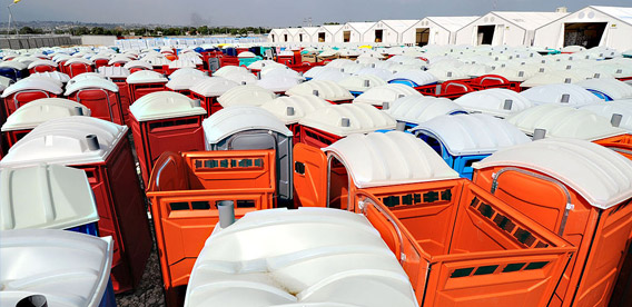 Champion Portable Toilets in Edinburg,  TX
